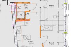 Wohnung 2.05 - Vier-Zimmer-Wohnung, ca. 82 qm, frei finanziert